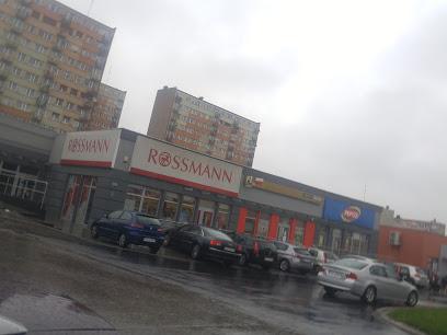 Rossmann Gniezno osiedle Jagiellońskie